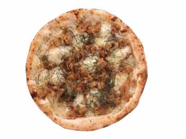 Beefy Pizza